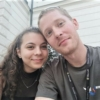 Daniel Móri a priatelka Miska