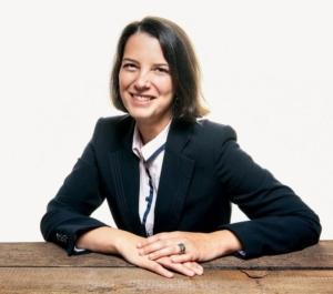 Hana Mlkvá, riaditeľka Nadácie ADELI