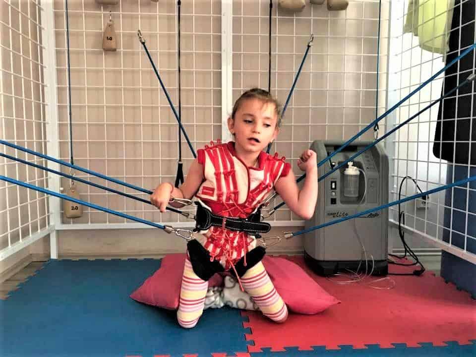 Spider Ugul terapia v ADELI