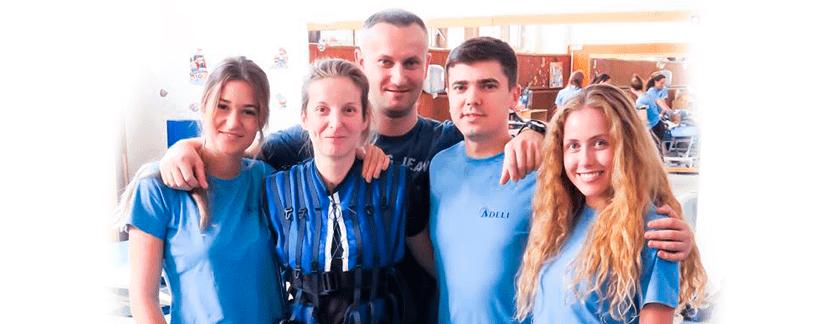Nadácia ADELI rehabilitácia príbeh Mirky
